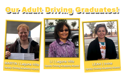 driver training adult drivers