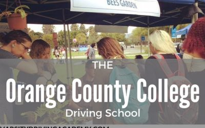 Best Driving School For Orange County Colleges