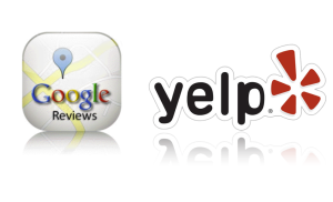 Top Rated Google and Yelp Reviews
