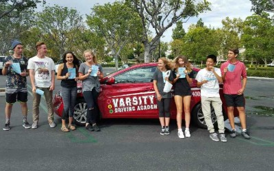 Why You Should Take your In Class Drivers Ed with Varsity Driving Academy
