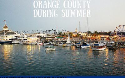 12 Things to Do in Orange County During Summer